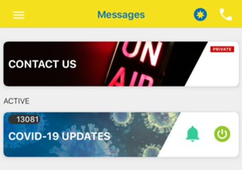 Smile 90.4FM becomes a trusted source for information in the midst of a global pandemic