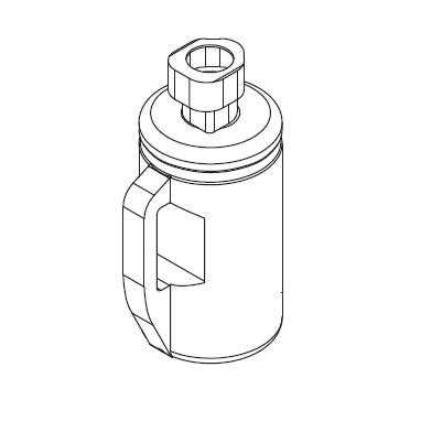 Mimaki JV3/JV4 Waste Ink Bottle