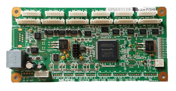 Valuejet Heater Junction Board (1204, 1304, 1604, 1614)