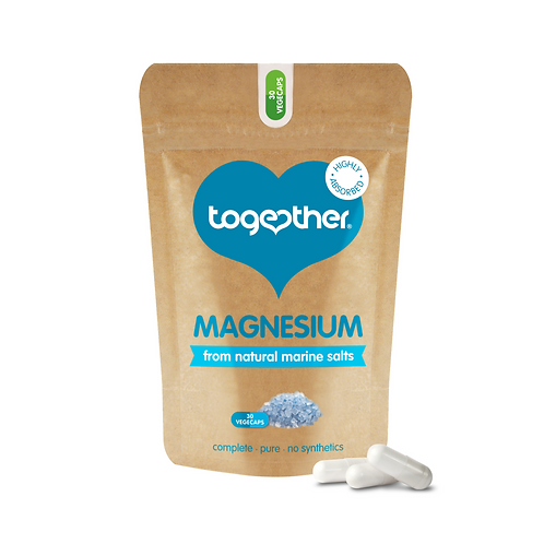 TOGETHER MARINE MAGNESIUM (30 CAPS)