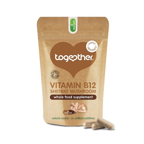 TOGETHER VITAMIN B12 (30 CAPS)