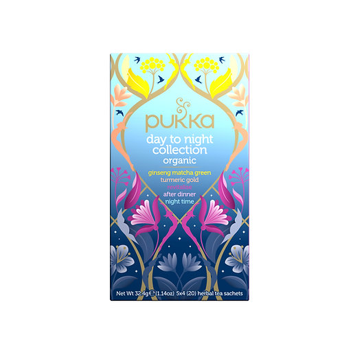 PUKKA DAY TO NIGHT COLLECTION (20 BAGS)