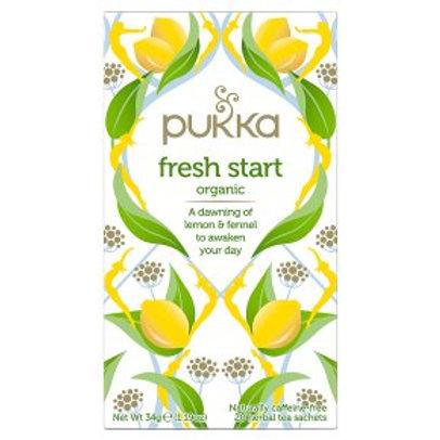 PUKKA FRESH START TEA (20 BAGS)