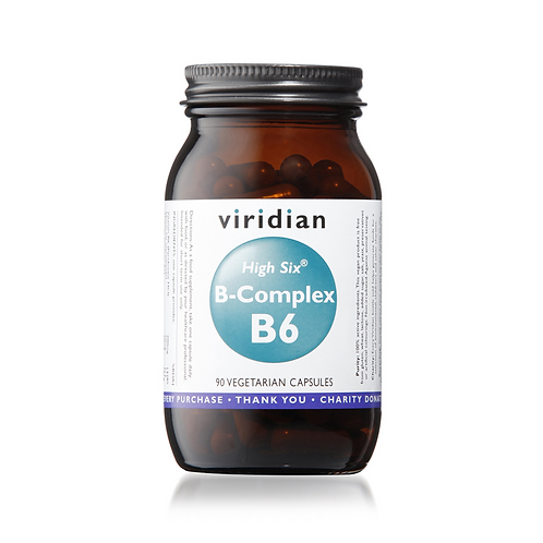 VIRIDIAN HIGH SIX B-COMPLEX (90 CAPS)