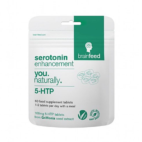 BRAIN FEED SEROTONIN ENHANCEMENT (60 CAPS)