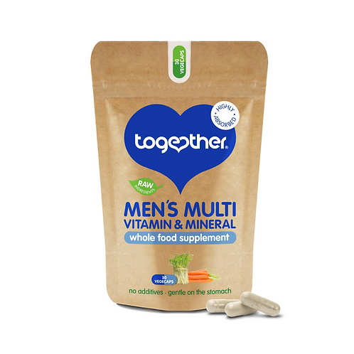 TOGETHER MEN'S MULTI (30 CAPS)