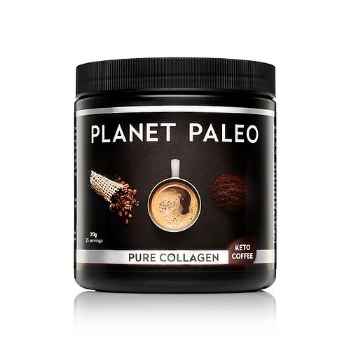 PLANET PALEO PURE COLLAGEN KETO COFFEE (213g)