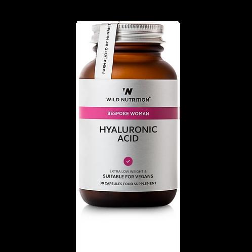 WILD NUTRITION BESPOKE WOMAN HYALURONIC ACID (30 CAPS)