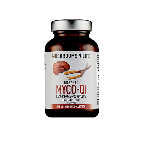 MUSHROOMS4LIFE ORGANIC MYCO-QI (60 CAPS)