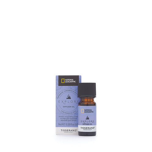 TISSERAND NATIONAL GEOGRAPHIC EXPLORE DIFFUSER OIL