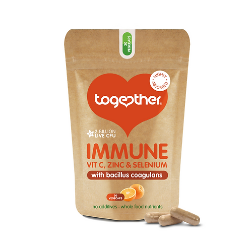 TOGETHER IMMUNE SUPPORT (30 CAPS)
