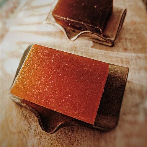 HANDMADE CERAMIC SOAP DISHES FROM MOSS STUDIO