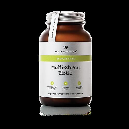 WILD NUTRITION BESPOKE CHILD MULTI STRAIN BIOTIC (90G)