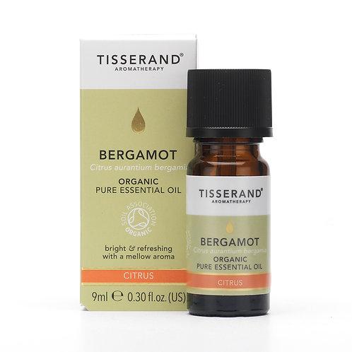 TISSERAND BERGAMOT ESSENTIAL OIL (9ML)