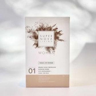 SUPERNOVA PROTEIN WOMAN 01 (16 x 30g biodegradable sachets)