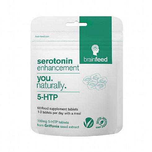 BRAIN FEED SEROTONIN ENHANCEMENT (120 CAPS)