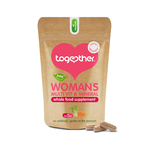 TOGETHER WOMAN'S MULTI (30 CAPS)