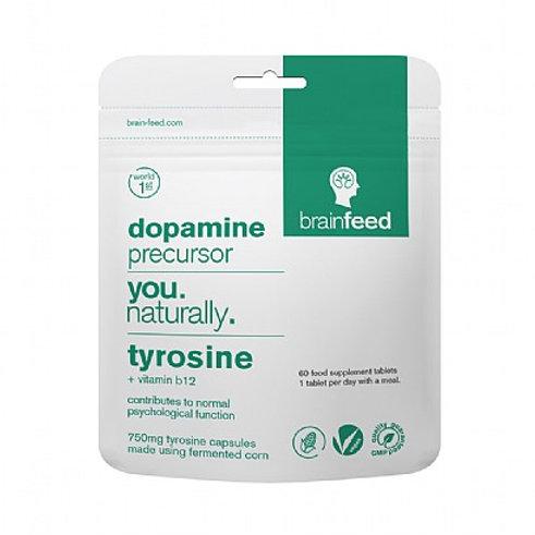 BRAIN FEED DOPAMINE PRECURSOR (60 CAPS)
