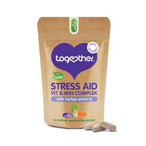 TOGETHER STRESS AID COMPLEX (30 CAPS)