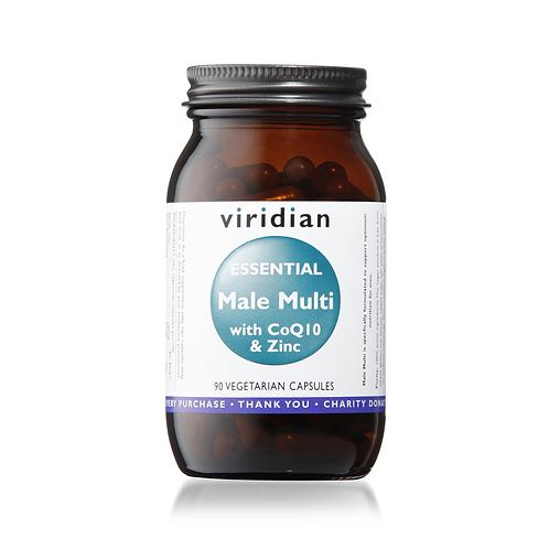 VIRIDIAN ESSENTIAL MALE MULTI (90 CAPS)