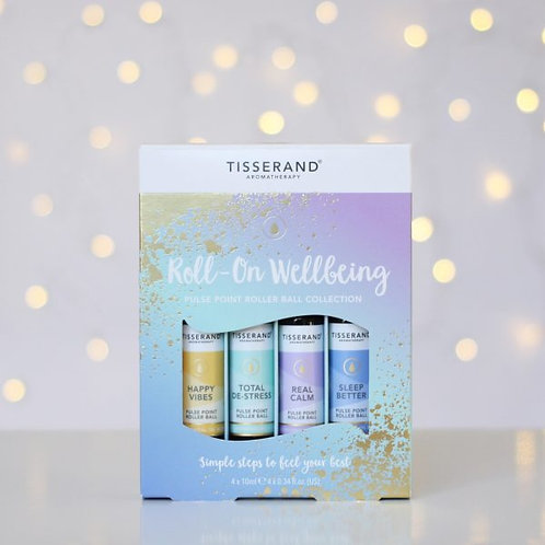 ADD A TISSERAND ROLL-ON WELLBEING GIFT SET