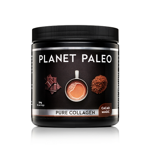 PLANET PALEO PURE COLLAGEN CACAO MAGIC (264g)