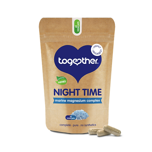 TOGETHER NIGHT TIME COMPLEX (60 CAPS)