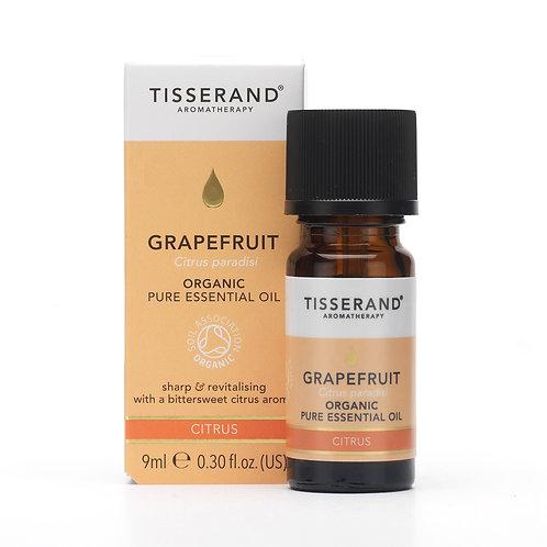 TISSERAND GRAPEFRUIT ESSENTIAL OIL (9ML)