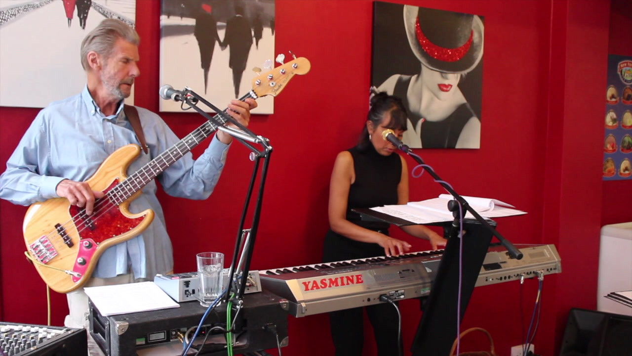 Yasmine & Peter Giles'Ruby Baby'