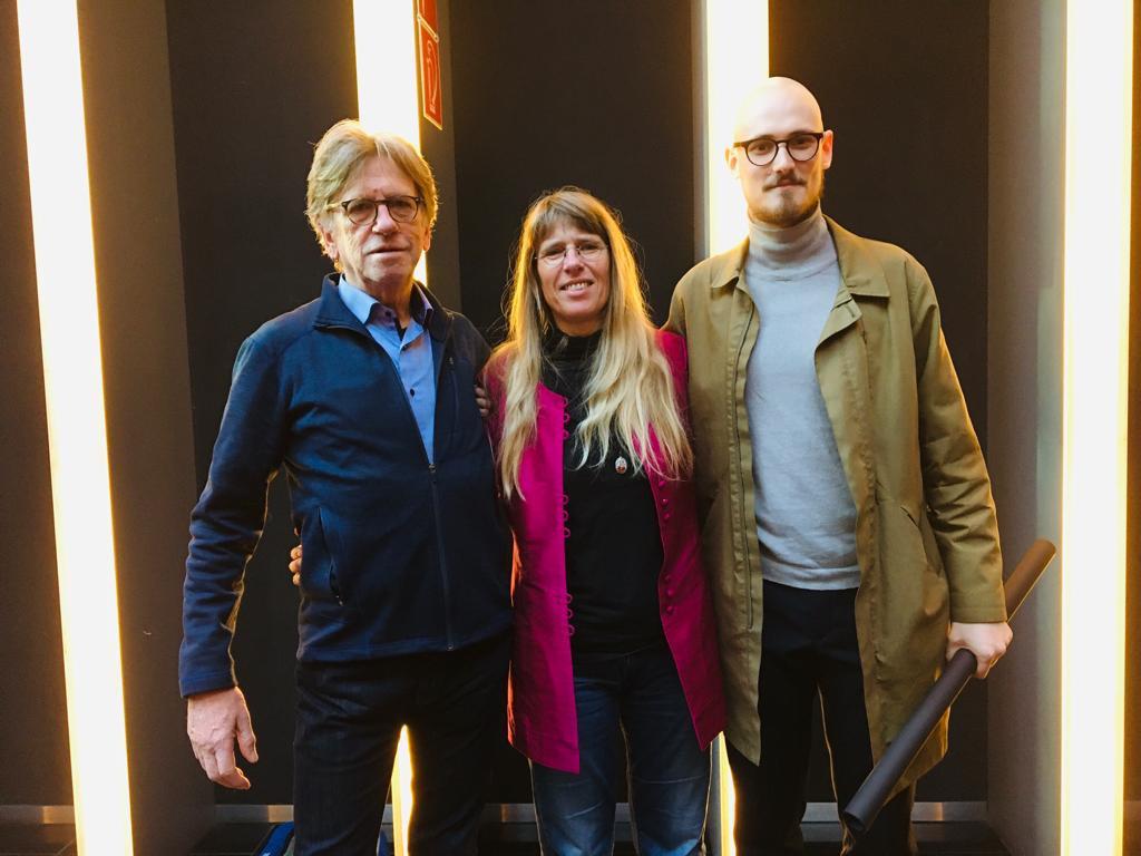 Bernd, Claudi, Linus