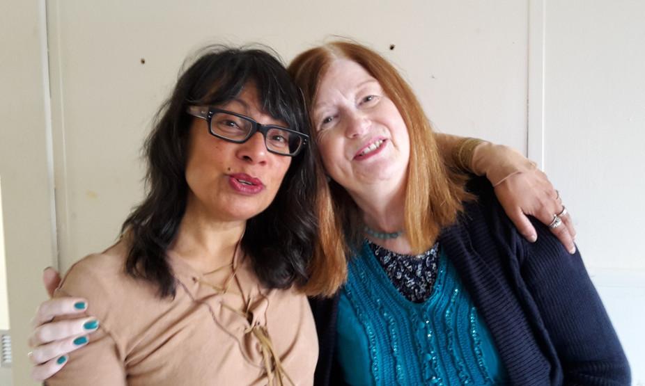 Yasmine & Alison
