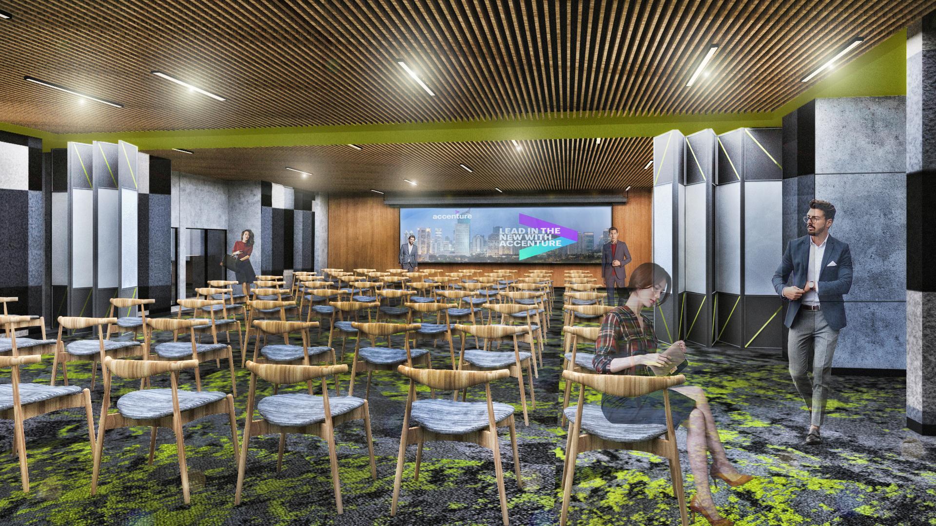 12 - Accenture | DARC Design Studio Singapore   Architecture