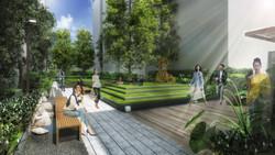Landscape Deck