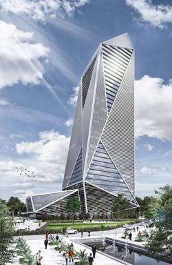 Infosys Tower