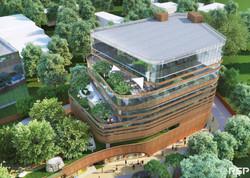 Roof Terraces Design