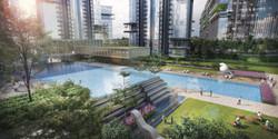 Lifestyle Pool Area