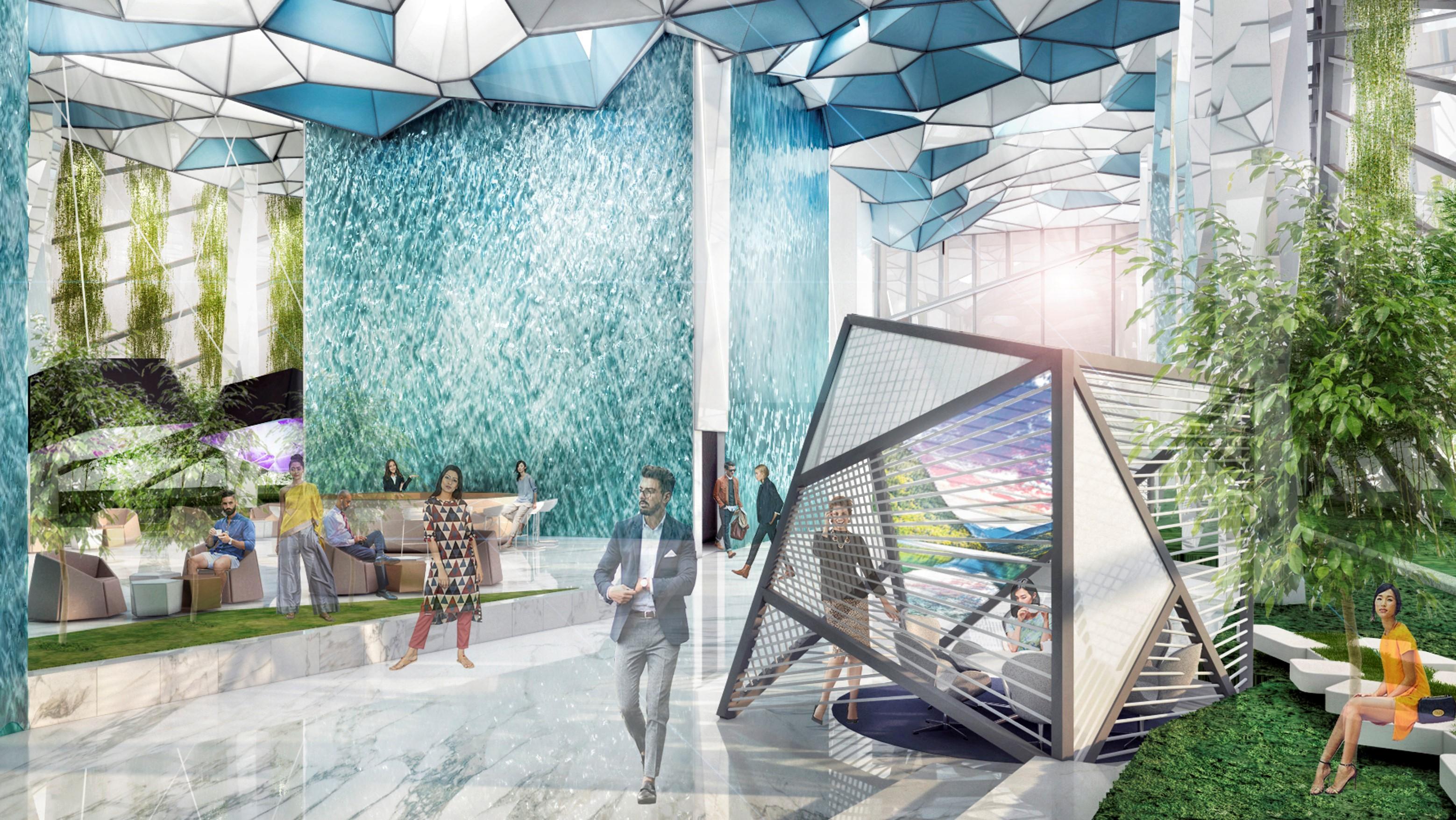 Atrium Lounges