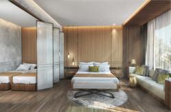 Family Room Bedroom