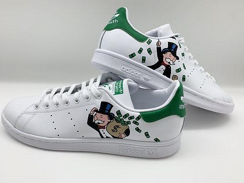 """Adidas Stan """"Show me the money"""" Smith"""