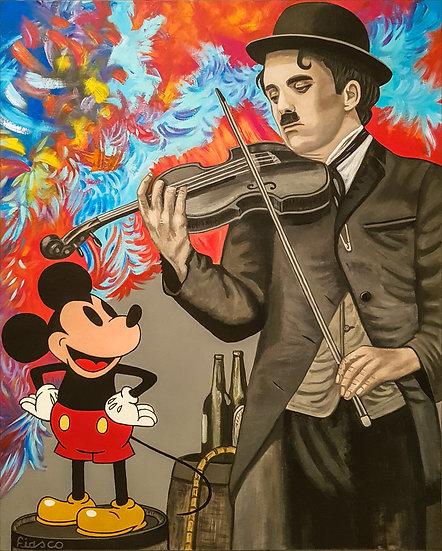 Charles & Mickey