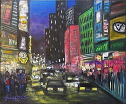 Downtown 55x46cm small