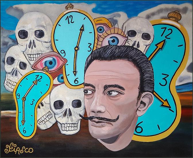 Dali's Surrealistic Nightmare