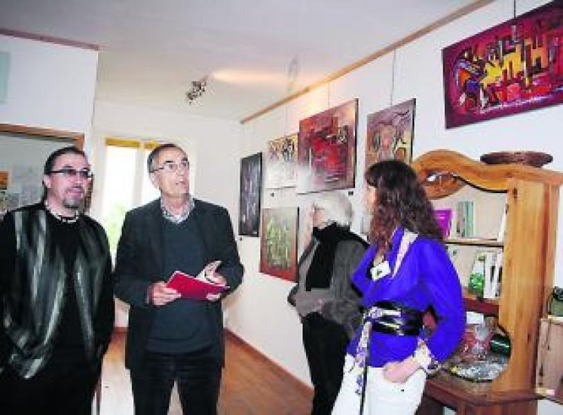 Vernissage Aurignac