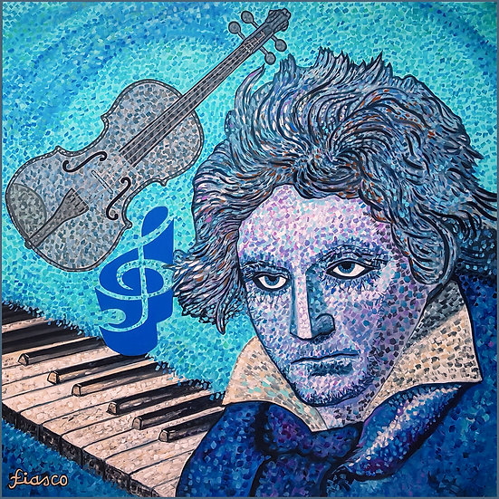 Ludwig In Blue