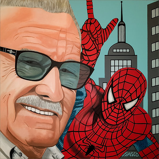 Stan and his Marvel