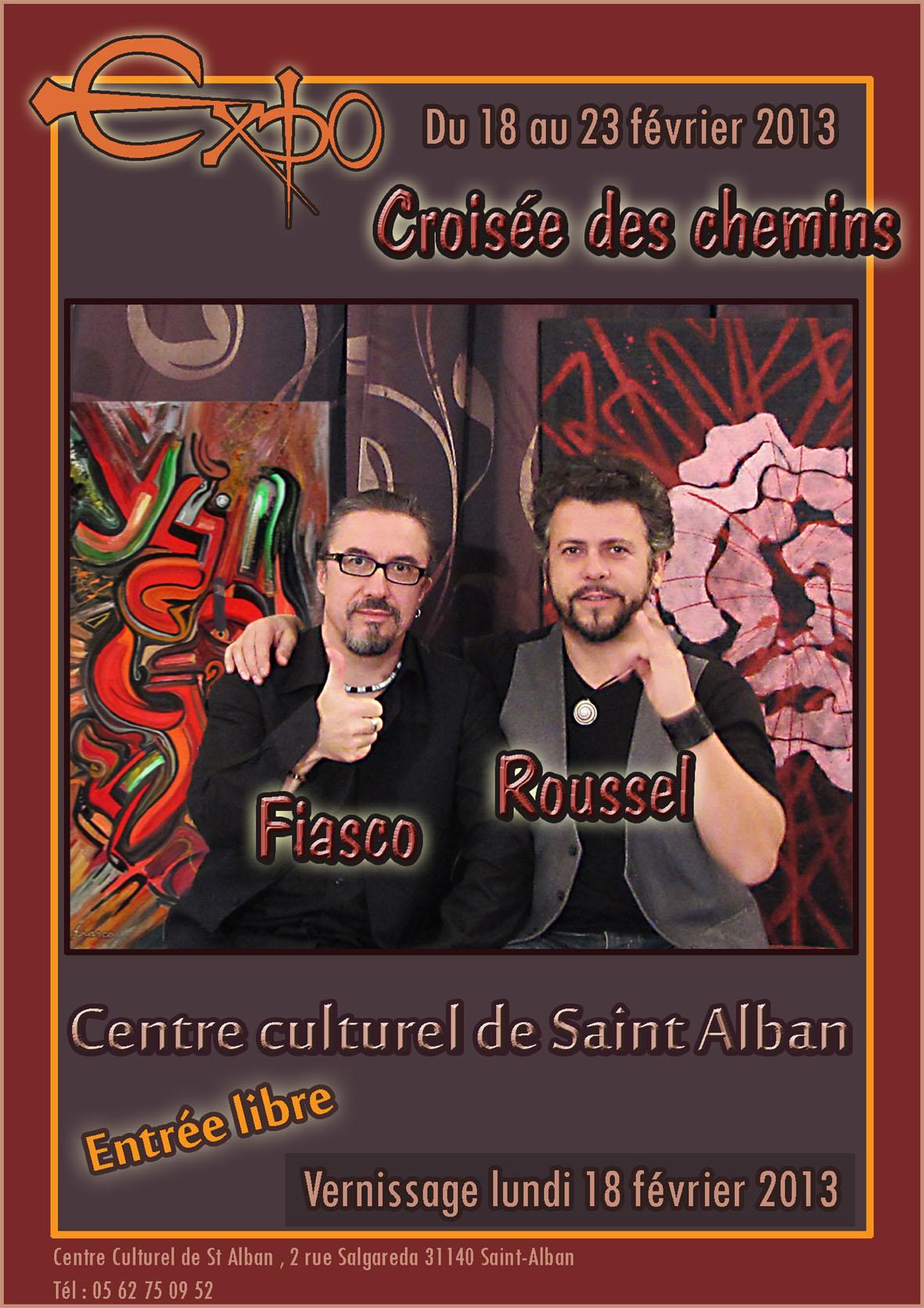 Affiche Saint Alban