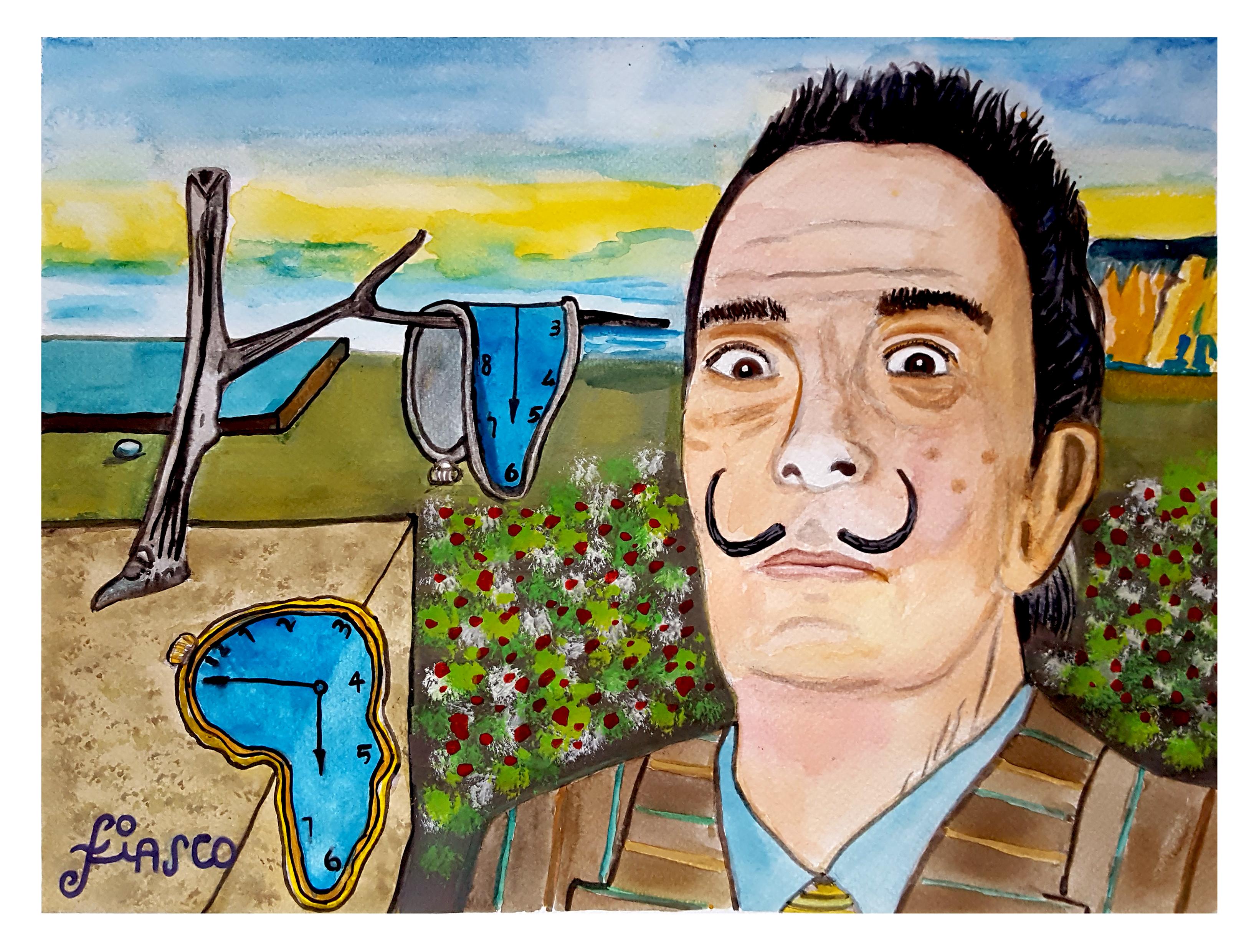 Quel art est-il Mr Dali?