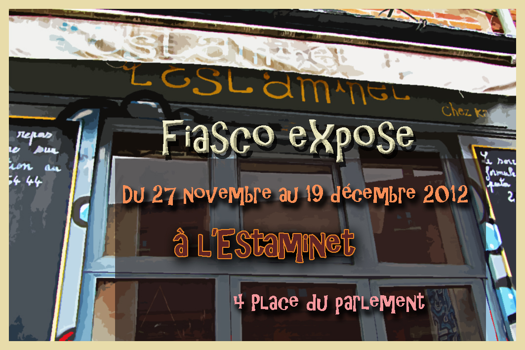 Visuel expo Estaminet
