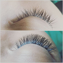 Volume Lash Extensios
