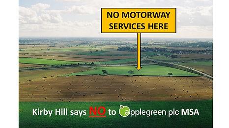 No Applegreen Services Here